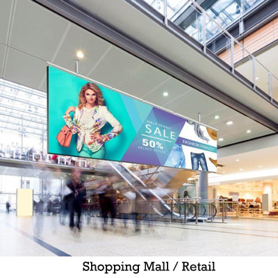 Retail LED Display