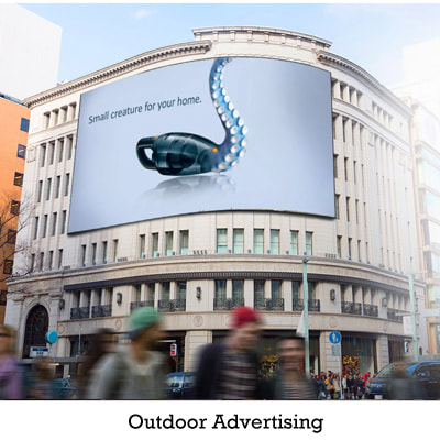 Outdoor Avertising Billboard